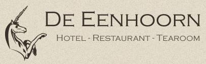Oostburg - Hotel/Rest. De Eenhoorn - Biedt: max.€ 5,= KORTING per rekg.